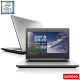 Notebook Lenovo, Intel® Core™ i5 6200U, 4GB, 1TB, Tela de 14', Ideapad 310 - 80UG0002BR