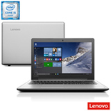Notebook Lenovo, Intel® Core™ i5 6200U, 8GB, 1TB, Tela de 15,6'', Placa Nvidia™ GeForce 920M, Ideapad 310 - 80UH0000BR