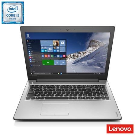 Notebook Lenovo, Intel® Core™ i5 6200U, 8GB, 1TB, Tela de 15,6'', Placa Nvidia™ GeForce 920M, Ideapad 310 - 80UH0000BR, Prata, 0000015.60, Não, Sim, 1 TB, 000008, Não, 1, 12 meses, 1 TB, LENOVO, INTEL, 8 GB, 6200U, Sim, CORE I5, Intel Core i5, WINDOWS 10 HOME, Windows 10 Home, 15.6'', Acima de 15'', 0000015.60, LED, DVD RW, Não, Sim