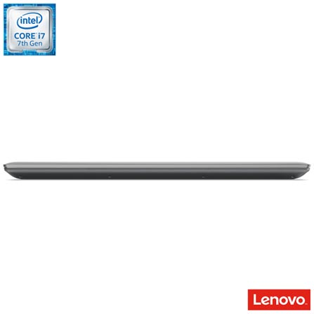 """Notebook Lenovo IdeaPad 320 Full HD 15.6"""", i7-7500U, 16GB, 2TB, Nvidia GeForce 940MX 4GB - 80YH0000BR, Bivolt, Bivolt, Prata, 0000015.60, Não, Sim, 2 TB, 000016, Não, 1, 12 meses, 2 TB, LENOVO, INTEL, 16 GB, 7500U, Sim, CORE I7, Intel Core i7, WINDOWS 10 HOME, Windows 10 Home, 15.6'', Acima de 15'', 0000015.60, Não especificado, N/A, Não, Não"""