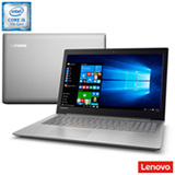 Notebook Lenovo, Intel® Core™ i5 7200U, 8GB, 1TB, Tela de 15,6'', Placa Nvidia™ GeForce 940MX, Ideapad 320 - 80YH0007BR