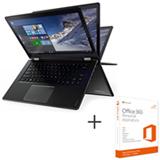 """Notebook Lenovo 2 em 1, i7, 8GB, 1TB, 14"""", Yoga 510 - 80UK0007BR + Microsoft Office 365 Personal 01 ano de Assinatura"""