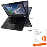 Notebook Lenovo 2 em 1, Intel Core i7, 8GB, 1TB, 14, Yoga 510 - 80UK0007BR + Microsoft Office 365 Personal