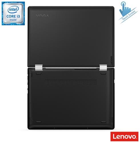 Notebook Lenovo 2 em 1 Intel Core i3, 4GB, 500GB, 14, Yoga 510 - 80UK0008BR + Microsoft Office 365 Personal, 0, Core i3 de 14'' até 15''