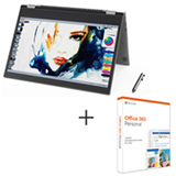 Notebook 2em1 Lenovo, Intel Core i7, 8GB, 1TB, Tela de 14', Yoga520 + Microsoft Office 365 Personal 1 ano Ass. PC e Mac