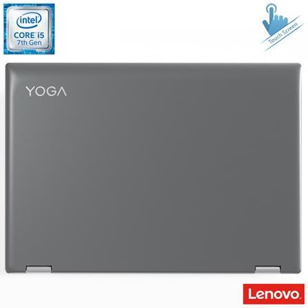Notebook 2 em 1 Lenovo, i5, 8GB, 1 TB, Tela de 14