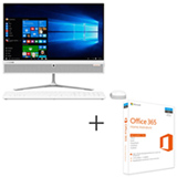 All in One Lenovo, Core i5, 4GB, 1TB, 21,5' - F0CB00H9BP + Office 365 Home Microsoft Premium - 6G-Q00647 LIT
