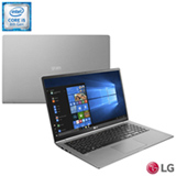 "Notebook LG, Intel® Core™ i5 - 8250U, 8GB, 256GB, Tela de 14"" Titânio - 14Z980-G.BH51P1"