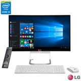 Computador All-In-One LG, Intel Core i5 -5200U, 4 GB, 1 TB, Tela de 23,8 - 24V550-G.BJ33P1