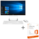Computador All-In-One LG, i5 - 7200U, 8GB, 1TB, Tela 23,8 - 24V575-G.BH33P1 + Office 365 Personal, 01 ano de Assinatura