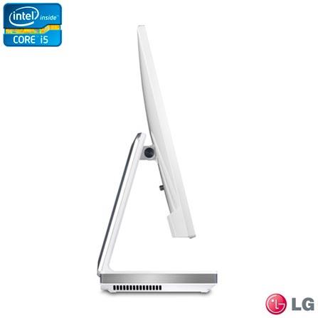 Computador All In One LG, Tela LCD 23