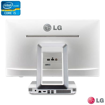 Computador All In One LG, Tela LCD 23