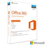 Pacote Office 365 Home Microsoft Premium com Assinatura Anual - 6G-Q00647 LIT