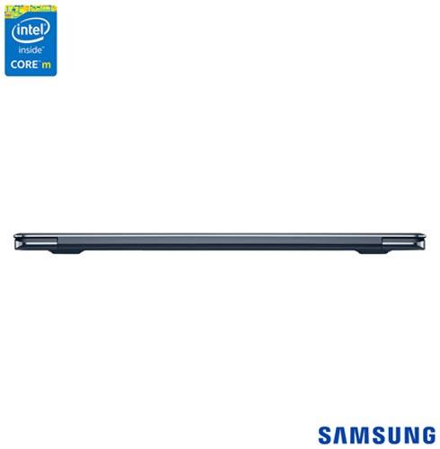 """Notebook Samsung Intel® Core™ M - 5Y31, 8 GB, 256 GB, Tela de 12.2"""" - NP930X2K-KW1BR, Bivolt, Bivolt, Não se aplica, 0000012.20, Não, Sim, 256 GB, 000008, Não, 1, 12 meses, 256 GB, Samsung, INTEL, 8 GB, 5Y31, Sim, CORE M, Intel Core M, WINDOWS 10, Windows 10, 12.2'', Até 13,9'', 0000012.20, LED, N/A, Não, Não"""