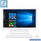 All In One Samsung, Intel Core i3 6100U, 4GB, 500GB, Tela de 21.5, E3 TV - DP500A2L-KW3BR