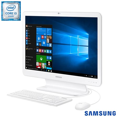All In One Samsung, Intel Core i3 6100U, 4GB, 500GB, Tela de 21.5, E3 TV - DP500A2L-KW3BR, 0000021.50, Não, Sim, 500 GB, 000004, Não, 1, 12 meses, 500 GB, Samsung, INTEL, 4 GB, S, 6100U, Sim, CORE I3, Intel Core i3, WINDOWS 10, Windows 10, 21.5'', De 20'' a 22'', 0000021.50, LED, N/D, Não, Não