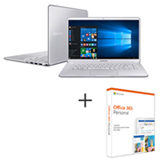 Notebook Samsung, Intel Core i7, 16GB, 256GB SSD, Tela de 15, Style S51 Pro+ Microsoft Office 365 Personal