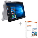 Notebook Samsung, Processador Intel Core i7, 8GB, 256GB SSD, Tela de 13,3 + Microsoft Office 365 Personal