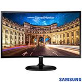 Monitor 24' Samsung Full HD com 3000:1 de Contraste - LC24F390FHLXZD