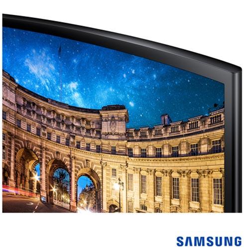 , Bivolt, Bivolt, Preto, Não, Não especificado, 12 meses, Full HD, Não, 24'', LED, LED