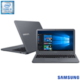 "Notebook Samsung, Intel® Core™ i3, 4GB, 1TB, Tela de 15.6"", Essentials E30 - NP350XAA-KF1BR"