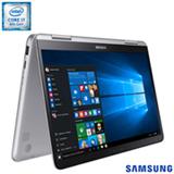 """Notebook Samsung, Processador Intel® Core™ i7, 8GB, 256GB SSD, Tela de 13,3"""", Style S51 Pen - NP930QAA-KW1BR"""