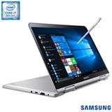 Notebook Samsung, Processador Intel® Core™ i7, 8GB, 256GB, Tela de 13,3', Prata, S51 Pen - NP930QBE-KW1BR