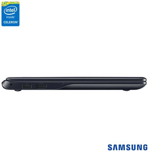 """Notebook Samsung, Intel® Celeron® N3050, 2GB, 16 GB, Tela de 11"""", Chromebook 3- XE500C13-AD1BR, Bivolt, Bivolt, Não se aplica, 0000011.00, Não, Sim, 16 GB, 000004, Não, 1, 12 meses, 16 GB, Samsung, INTEL, 2 GB, N3050, Sim, CELERON, Intel Celeron, Google Chrome OS, Google Chrome OS, 11'', Até 13,9'', 0000011.00, LED, N/A, Não, Não"""