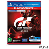 Jogo GT Sport Hits para PS4
