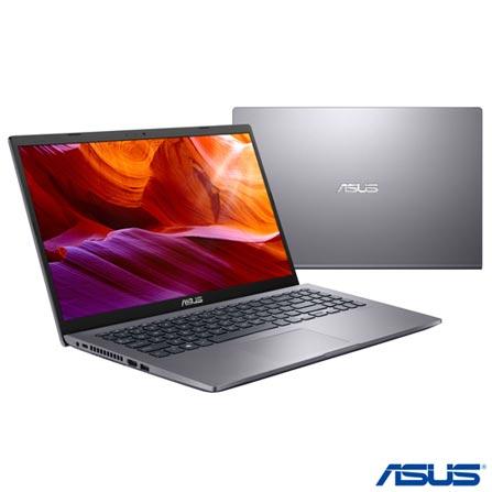 "Notebook - Asus X509ja-br470t I5-1035g1 1.00ghz 8gb 256gb Ssd Intel Hd Graphics Windows 10 Home 15,6"" Polegadas"