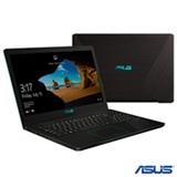 Notebook Asus, AMD Ryzen™ 5 2500U 2°Geração, 8 GB, 1 TB, Tela de 15,6', NVIDIA GTX1050, Preto e Azul - F570ZD-DM387T