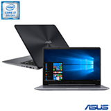 Notebook Asus, Intel® Core™ i7, 8GB, 1TB, Tela de 15.6'', NVIDIA NVIDIA® GeForce® 930MX, VivoBook 15 - X510UR-BQ292T
