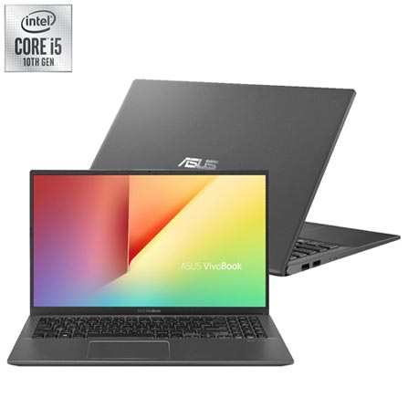 Notebook - Asus X512fb-br501t I5-10210u 1.60ghz 8gb 1tb Padrão Geforce Mx110 Windows 10 Home Vivobook 15,6