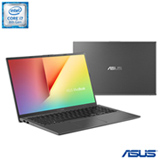Notebook Asus VivoBook 15, Intel® Core™ i7-8565U, 8GB, 1TB, 15.6'', Placa NVIDIA® GeForce® MX230 com 2GB - X512FJEJ227T