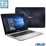 Notebook Asus, Intel® Core i7 - 7500U, 8GB, 1TB, Tela de 15,6'', NVIDIA® GeForce® 930MX - X556UR-XX477T