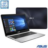 Notebook Asus, Intel® Core i7 - 7500U, 8GB, 1TB, Tela de 15,6'', NVIDIA® GeForce® 930MX - X556UR-XX477T