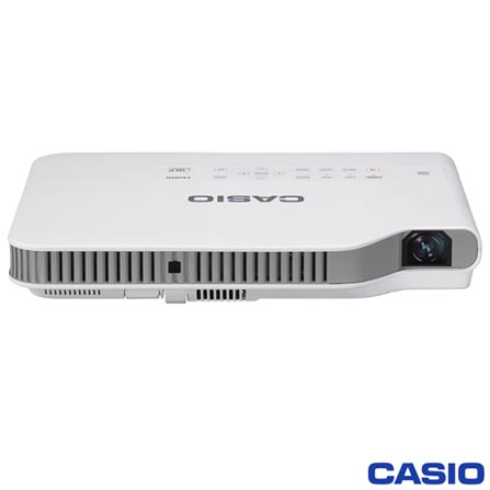 , Bivolt, Bivolt, Branco, Sim, Sim, RGB, HDMI, Audio Mini-Estereo e Vídeo Composto, Sim, Sim, Sim, 1800:1, Sim, 36 meses, 3000 Lúmens, 1280x800 (WXGA), 1200 X 800 (WXGA)