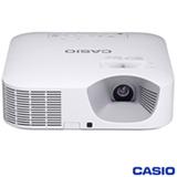 Projetor Casio com 480x1080 de Resolução e Conexão HDMI, RGB mini D-Sub - XJ-F200WN