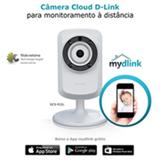 Câmera para Smartphones e Tablets com Visão Noturna e Wi-Fi Branca - D-Link - DCS-932L