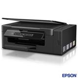 Impressora Multifuncional EcoTank L395 Jato de Tinta Colorida com USB e Wi-Fi - Epson
