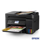 Impressora Multifuncional Epson Eco Tank Jato de Tinta com USB e Wi-Fi - L6171