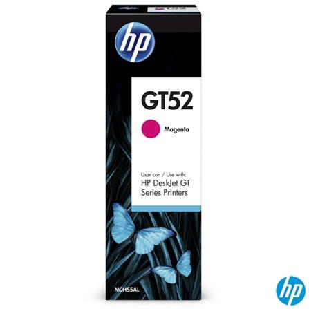 Cartucho de Tinta HP M0H55AL para HP Deskjet GT 5822 Magenta, Não se aplica, Cartuchos