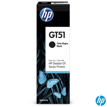 Cartucho de Tinta HP M0H57AL para HP Deskjet GT 5822 Preto, Não se aplica, Cartuchos