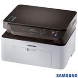 Impressora Multifuncional Samsung Monocromática a Laser com Wi-Fi, NFC e USB - SL-M2070W_SI
