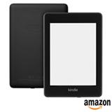 Kindle Amazon PaperWhite Preto com  6', Wi-Fi e 32 GB - B0774C1LT9
