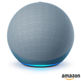 Echo (4ª geração) Smart Speaker Casa Inteligente e Alexa - Azul