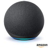 Echo (4ª geração) Smart Speaker Amazon Casa Inteligente e Alexa - Preta