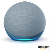 Echo Dot (4ª geração) Smart Speaker Amazon com Alexa Azul