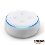 Smart Speaker Amazon com Alexa Branco - ECHO DOT