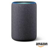 Smart Speaker Amazon com Alexa Preto -  ECHO